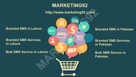 Marketing92: top Branded SMS in Lahore calgary