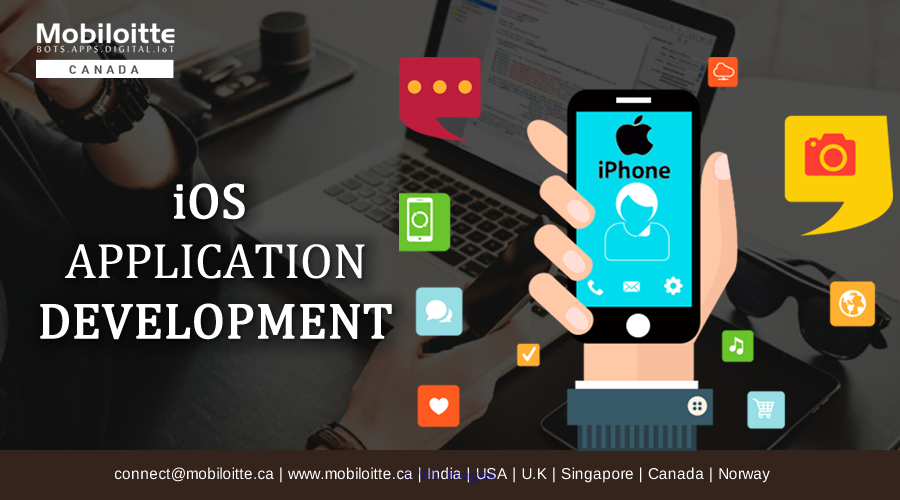 Mobile App Development Services in Canada (www.mobiloitte.ca) calgary
