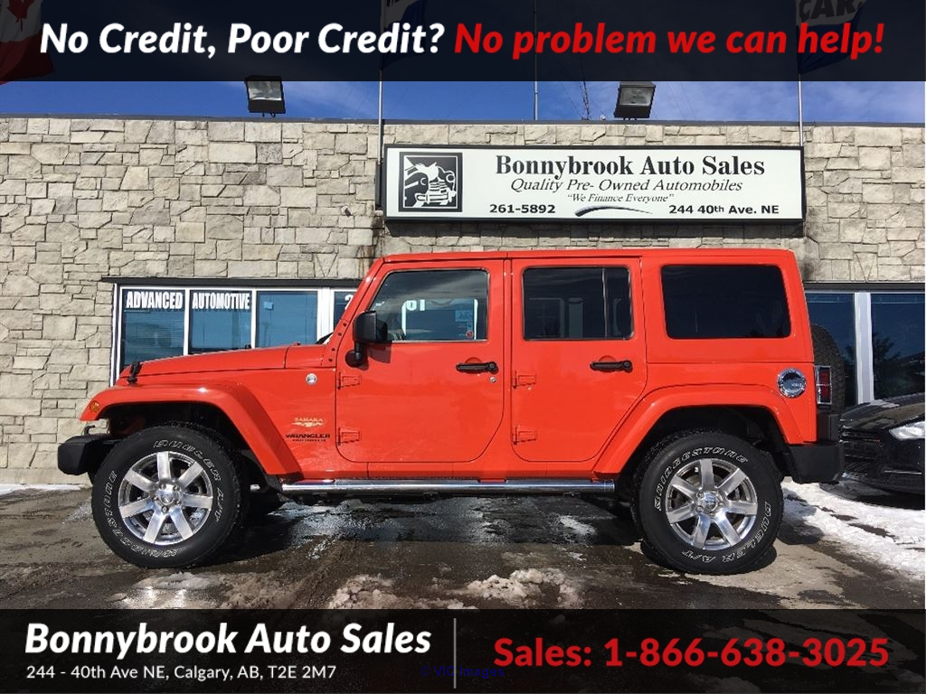 2015 Jeep Wrangler Unlimited Sahara LEATHER BLUETOOTH Calgary, Alberta, Canada Annonces Classées