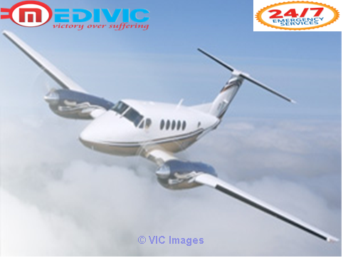 Get Complete ICU Facilities Air Ambulance Services in Salem  calgary