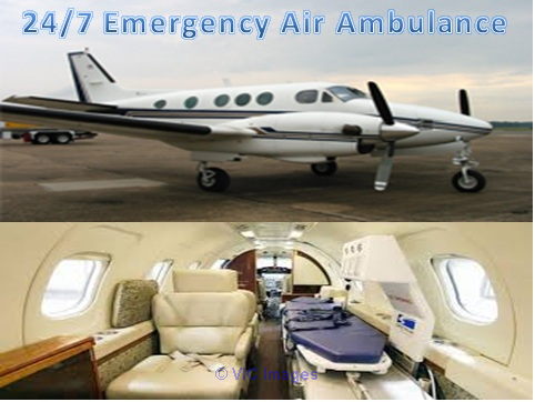 Book More Reliable Cost Air Ambulance Services in Tirupati with Doctor calgary