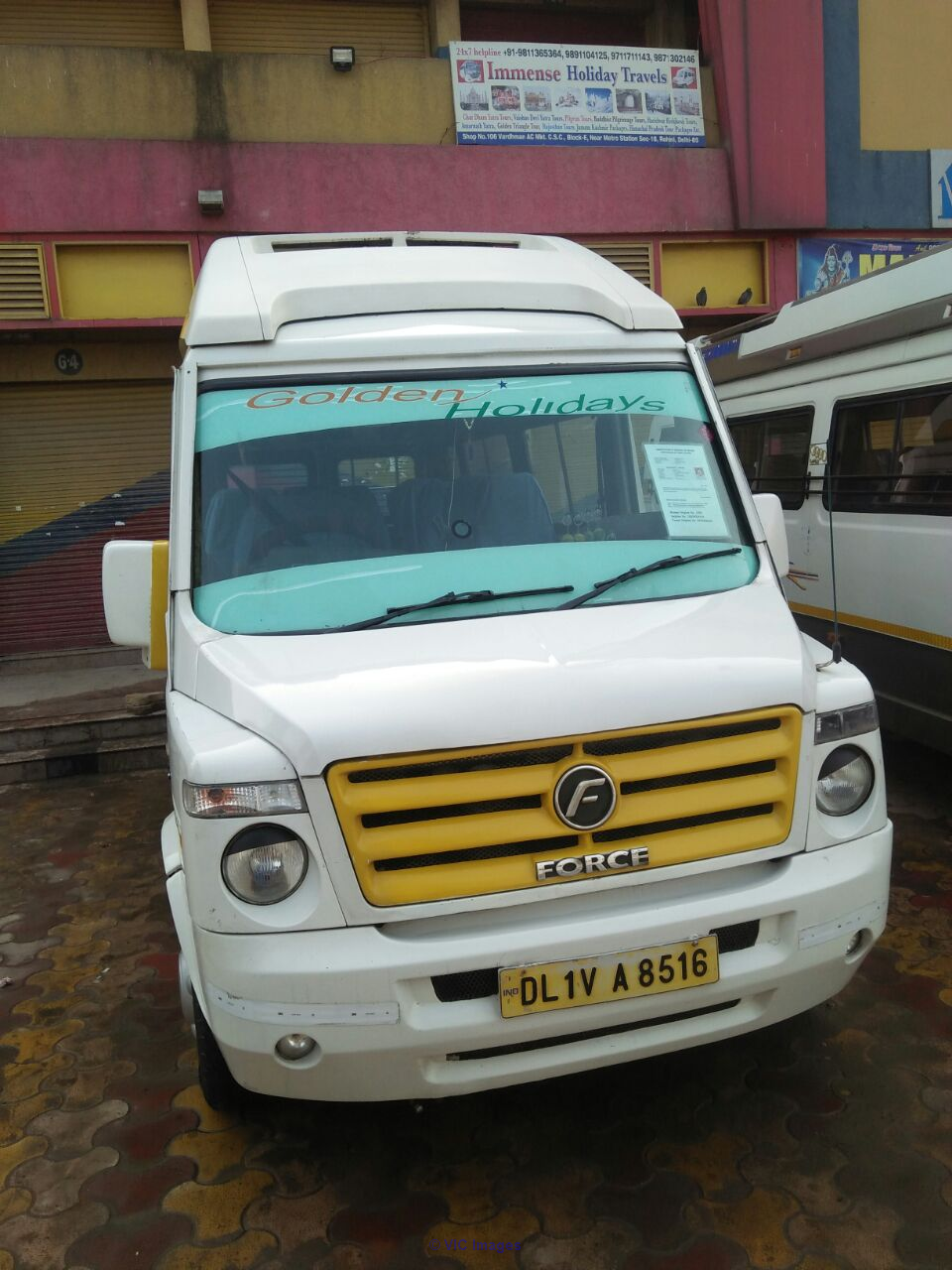 9 Seater Tempo For Chardham Yatra  calgary
