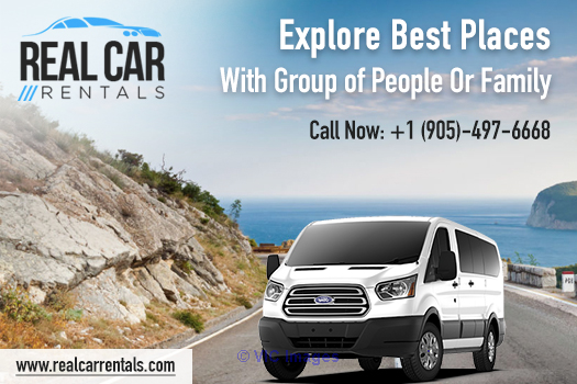 Explore with Real Car Rentals - Rent A Van Now! calgary