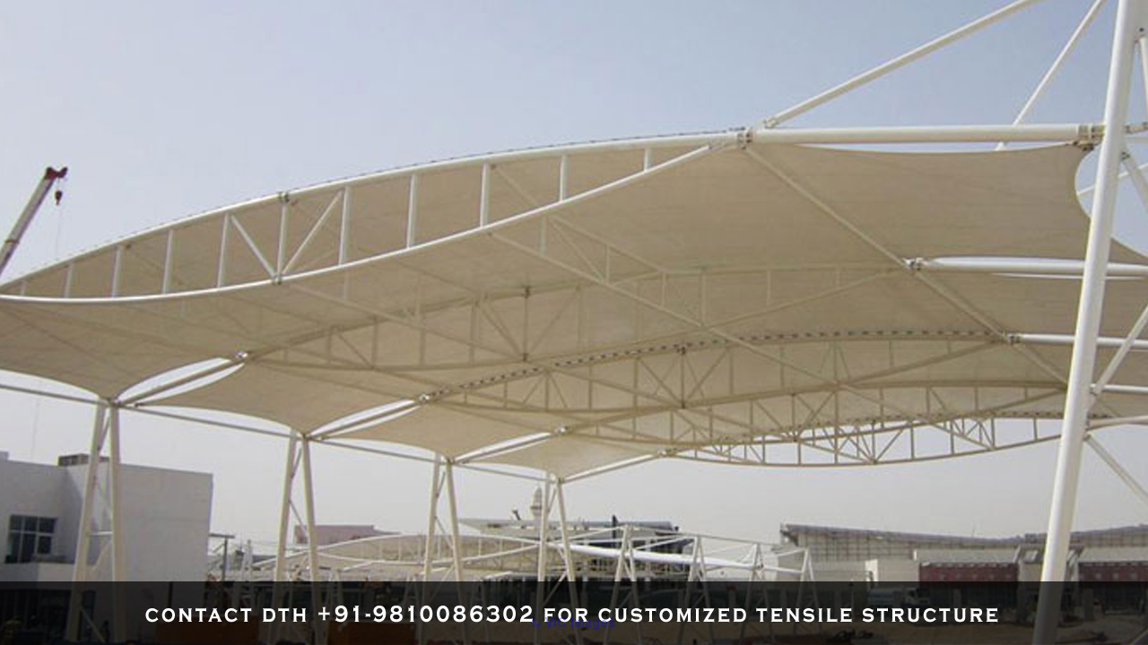 Tensile Structure Manufacturer/Suppliers in Delhi calgary