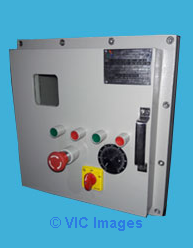 Flameproof Variable Frequency Drive Panel calgary