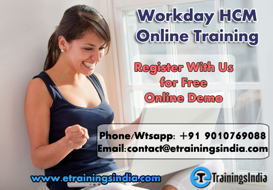 Workday HCM Online Training by Certified Professionals with Tenant  calgary