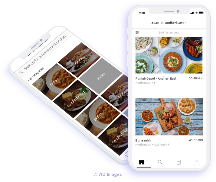 Contact Let`s Nurture For Develop An On-Demand Food Delivery App like UberEATS calgary