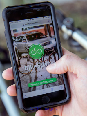 Contact Let`s Nurture For Develop Your Own Bike Parking App Like BikeS calgary