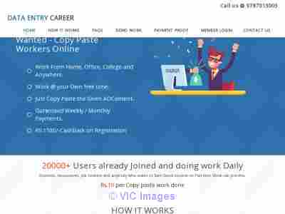 Online Jobs in India - without any investment Calgary, Alberta, Canada Classifieds