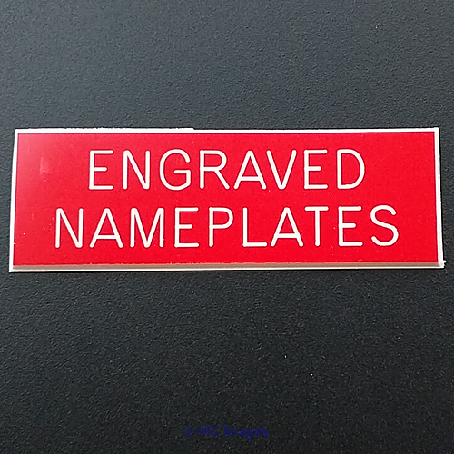 Contact Identifab Industries for Engraved Metal Nameplates calgary