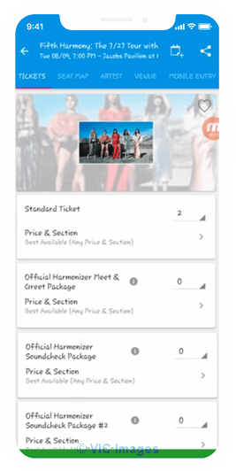 Develop an On-Demand Ticket Marketplace app like TicketMaster calgary