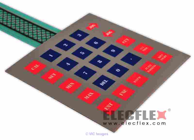 Elecflex gives you membrane keyboards that can outlast the market calgary