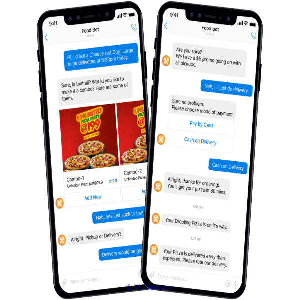 Develop Chatbot System for Food Delivery Platform Calgary, Alberta, Canada Annonces Classées