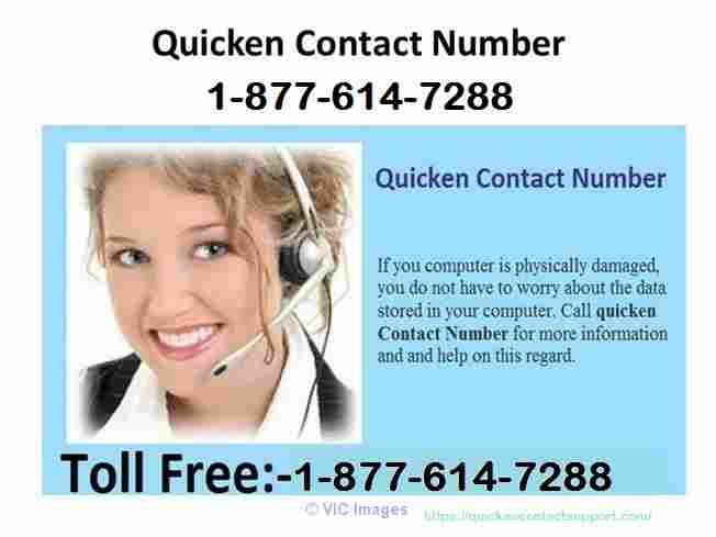 Quicken Software Installation 1-877-614-7288 calgary