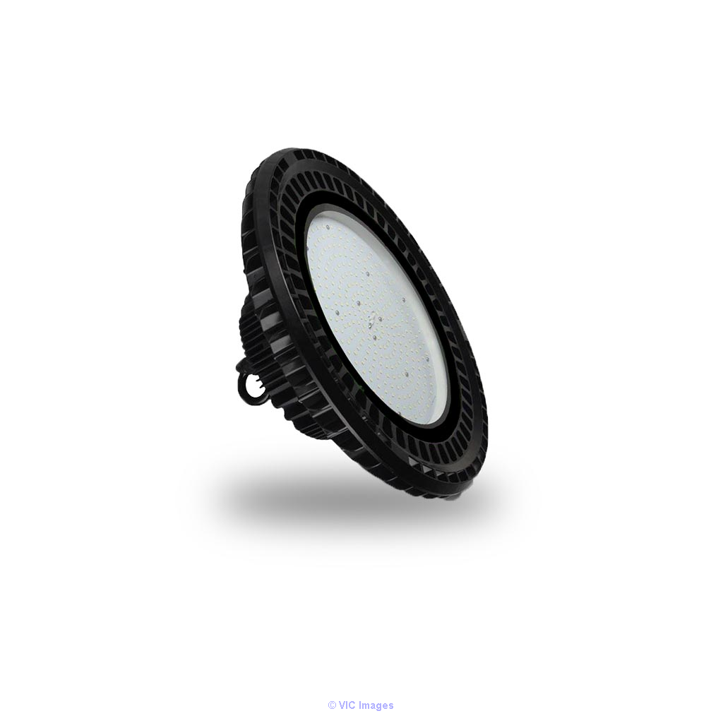 High Bay LED Light 100W UFO 5700K / Warehouse Lighting calgary