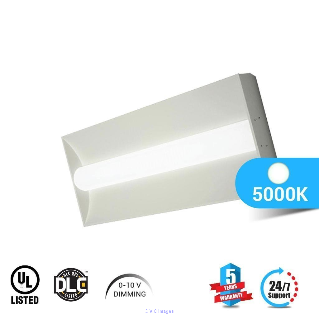 LED Troffer 2X4 50W 5000K Dimmable - LEDMyplace Calgary, Alberta, Canada Annonces Classées