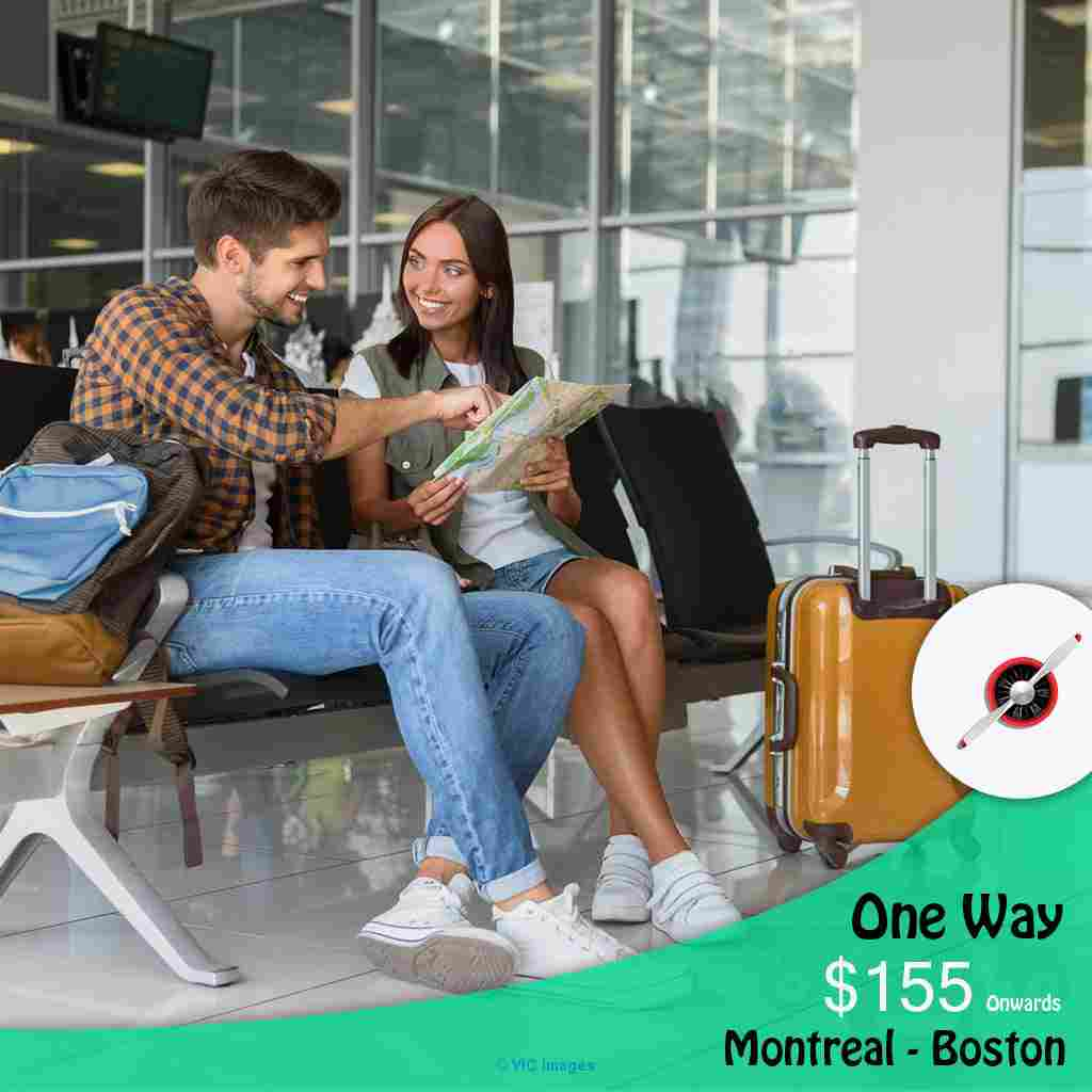 Book One way Montreal - Boston from CAD $155 Calgary, Alberta, Canada Annonces Classées