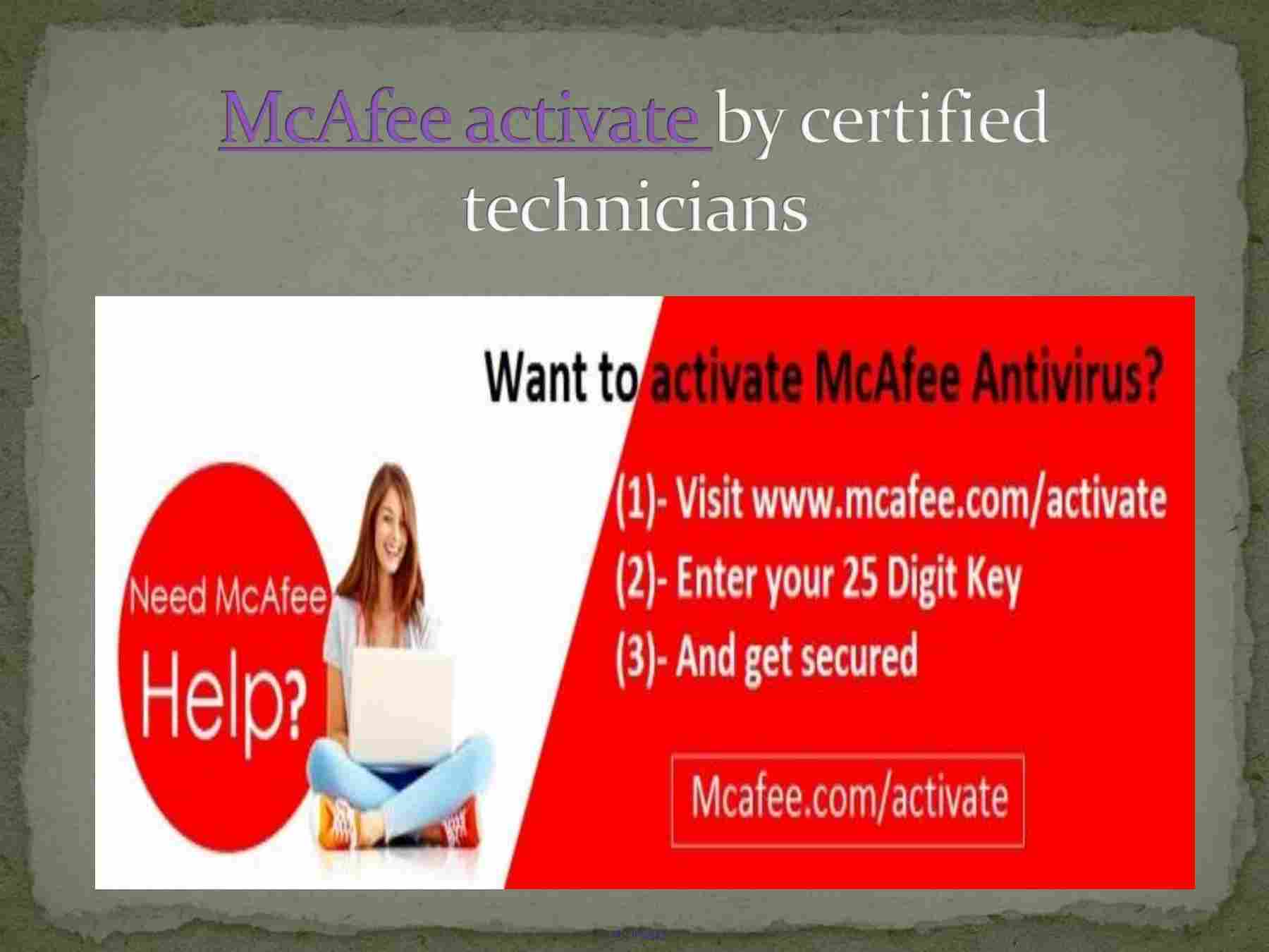 Mcafee Activate|Mcafee Total Protection- mcafee.com/activate calgary
