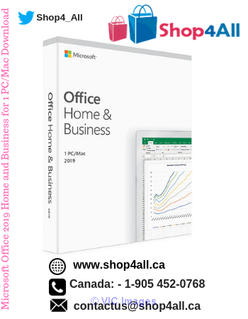 Microsoft Office 2019 Home and Business for 1 PC/Mac Download Calgary, Alberta, Canada Annonces Classées