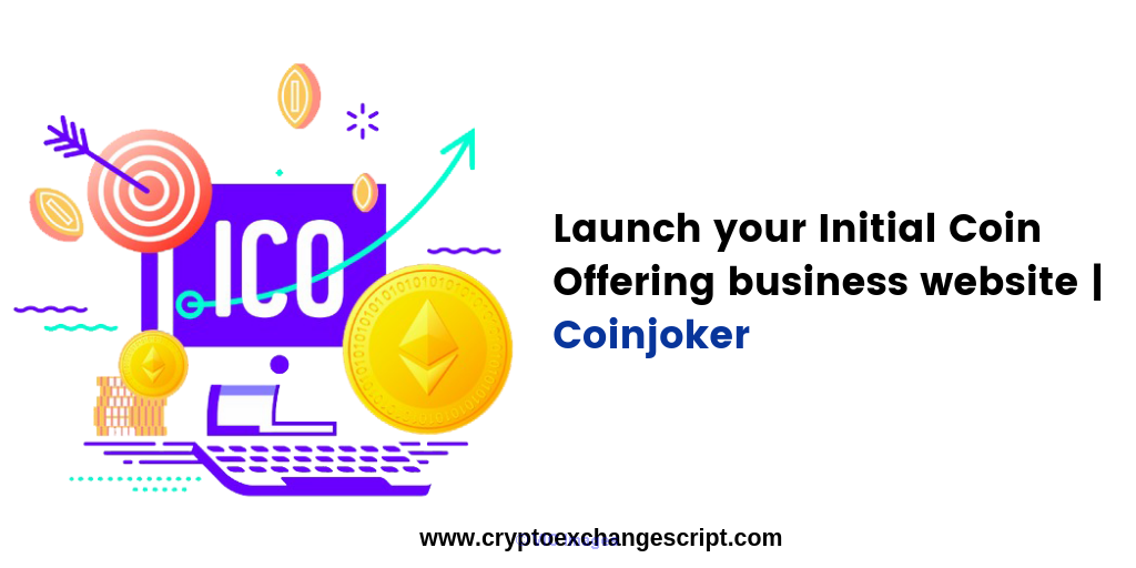 ICO crowdsale script from coinjoker Calgary, Alberta, Canada Annonces Classées
