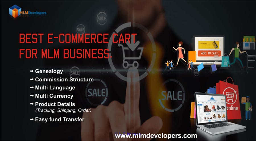 MLM E-commerce Software / E-commerce Integration - MLM Software Calgary, Alberta, Canada Classifieds