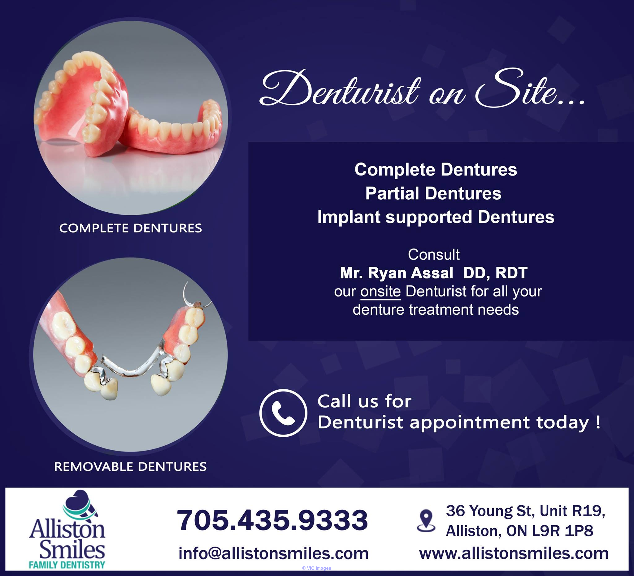 Search the best dentist for Braces Tottenham calgary