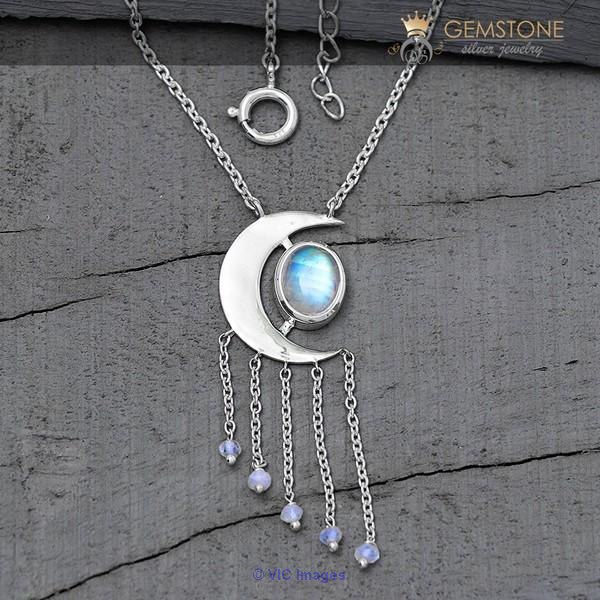 Moonstone Necklaces - Magic Moon - GSJ Calgary, Alberta, Canada Annonces Classées