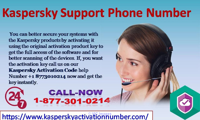 Call on Kaspersky Support Phone Number for flexible downloading  calgary