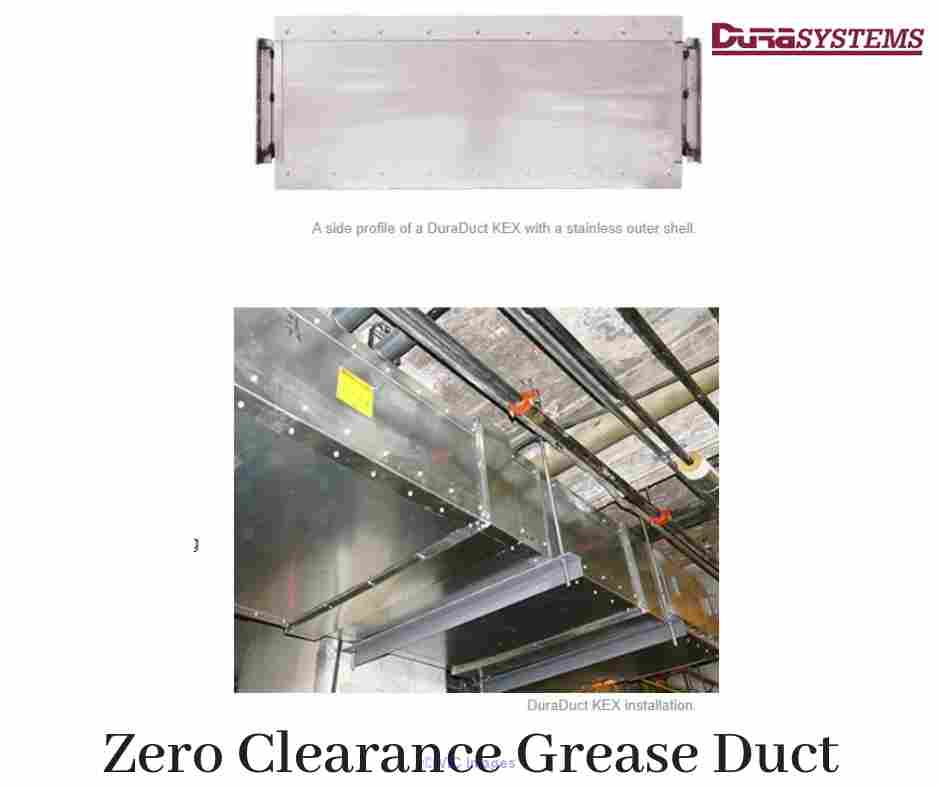 DuraSystems: A Perfect Solution for Grease Duct System Cleaning calgary