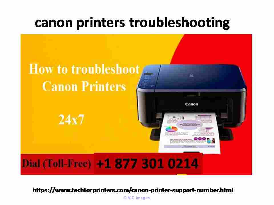 How to Remove common canon printers troubleshooting  calgary