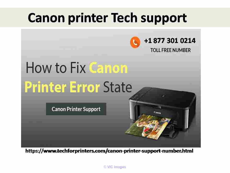Customer support Service of Canon Tech Support Number calgary