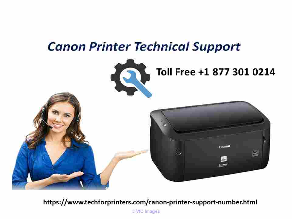 Where can I get Canon Printers Technical Support  calgary