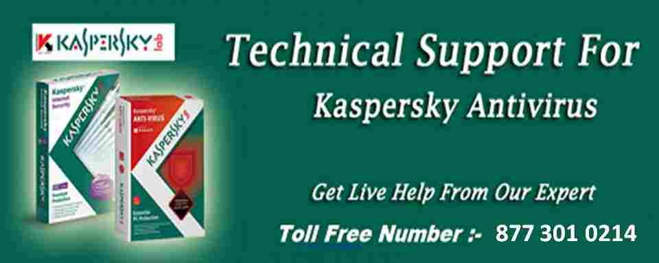 Get online Technical Support For Kaspersky Customer Service calgary