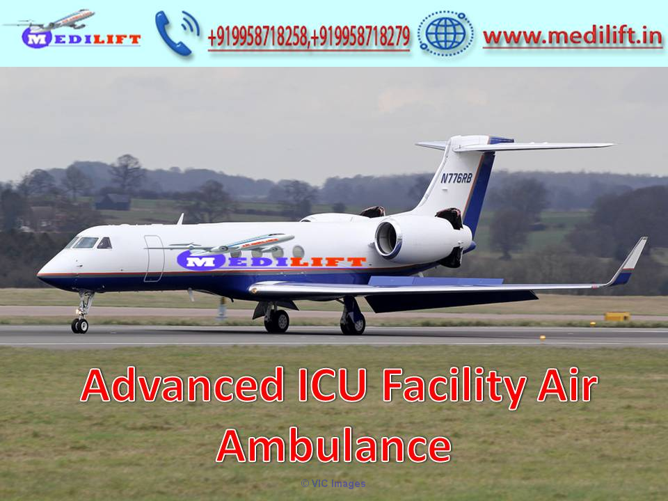 Get Prominent and Fast Air Ambulance in Bokaro by Medilift Calgary, Alberta, Canada Classifieds