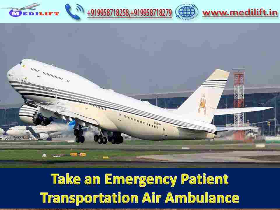 Avail Charter Aircraft Air Ambulance Service in Delhi calgary