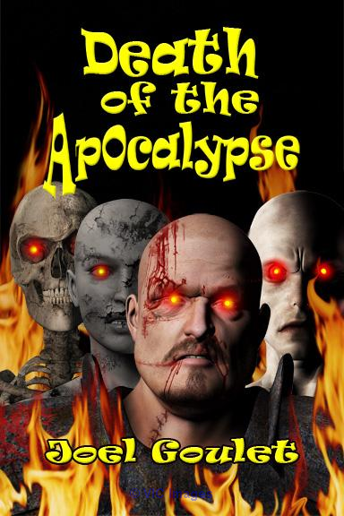 Death of the Apocalypse-a hauntingly eerie novel Calgary, Alberta, Canada Classifieds