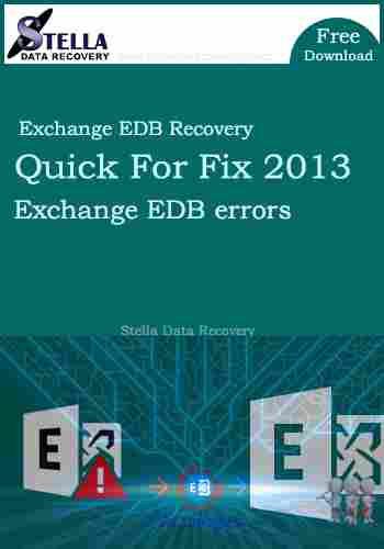 Exchange EDB Recovery Quick For Fix 2013 exchange EDB errors calgary