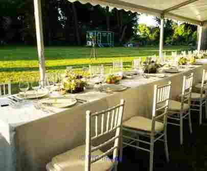 Party Rentals Los Angeles, CA | Event Supplies