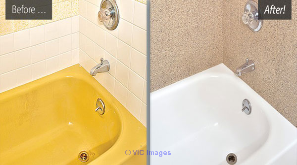 Bathtub Refinishing Services in Toronto