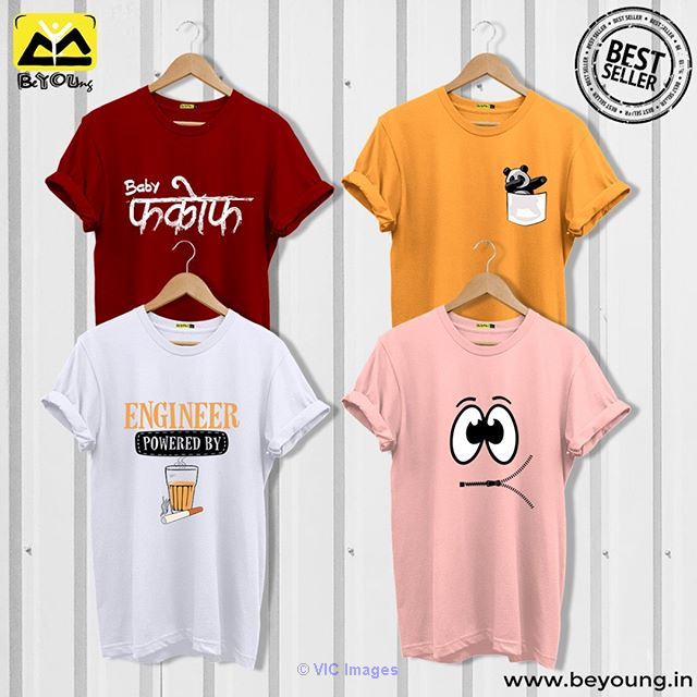 Buy Awesome T shirts for Men Online at Beyoung calgary