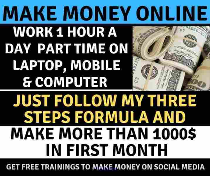 Earn $50 per day or more using Facebook and any other social media! Calgary, Alberta, Canada Annonces Classées