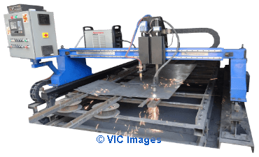 CNC Profile Cutting Machine Manufacturer calgary