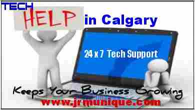 Trusted JRM Tech Support and Warranty on high quality used Laptops and calgary