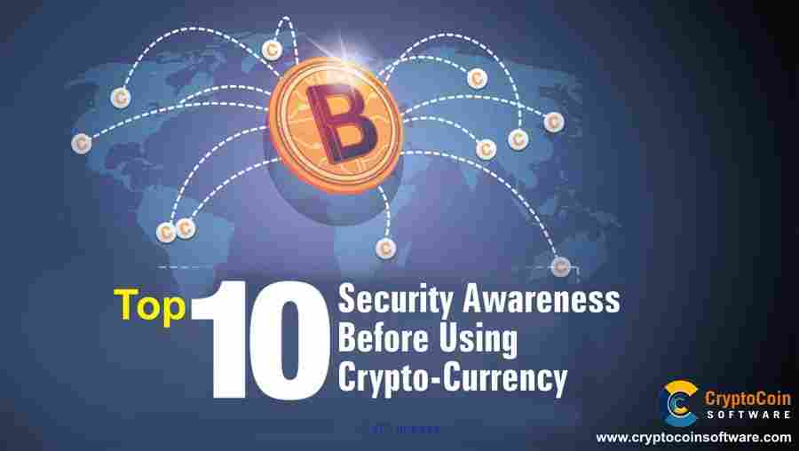 Top 10 Security Awareness Before Using Cryptocurrency Calgary, Alberta, Canada Annonces Classées