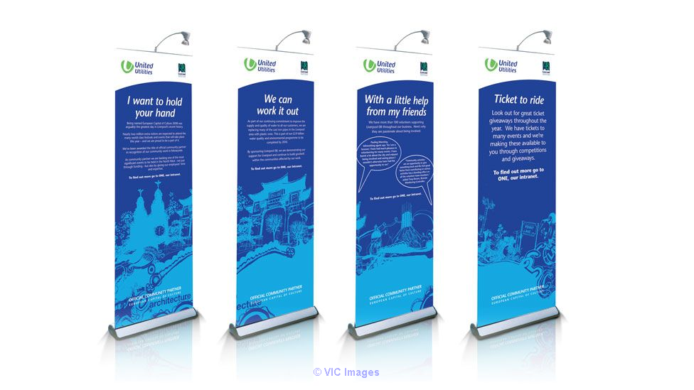 Roll Up Banner Printing calgary