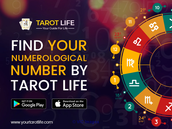 Secure your future with the help of numbers. Try Tarot Life App! calgary