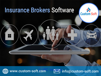 Insurance Brokers Software by CustomSoft calgary