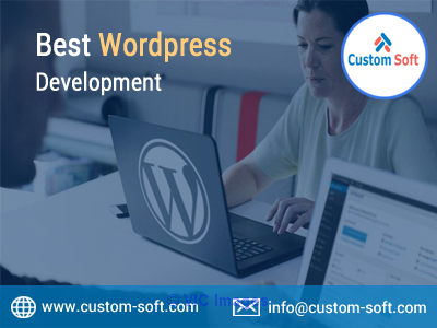 Best Wordpress Development in India by CustomSoft calgary