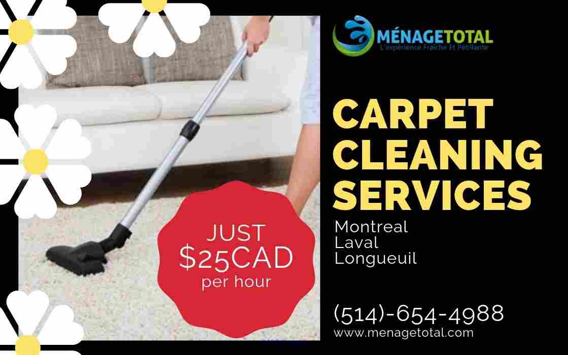 Thorough Carpet Cleaning Services Montreal Calgary, Alberta, Canada Classifieds